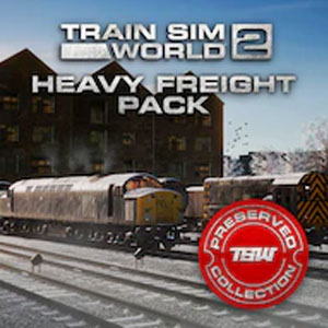 Train Sim World 2 BR Heavy Freight Pack