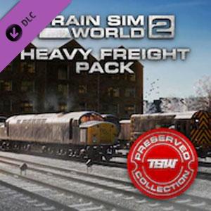 Train Sim World 2 BR Heavy Freight Pack