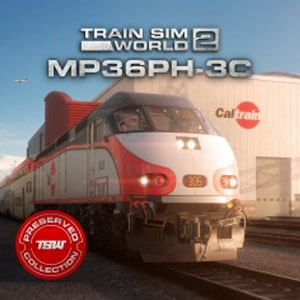 Train Sim World 2 Caltrain MP36PH-3C Baby Bullet