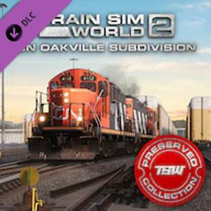 Train Sim World 2 Canadian National Oakville Subdivision
