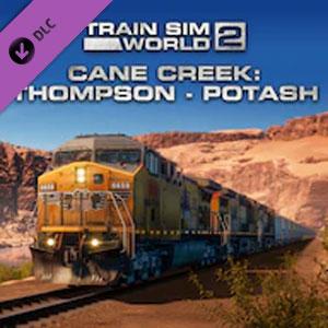 Train Sim World 2 Cane Creek Thompson Potash