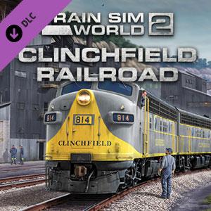 Train Sim World 2 Clinchfield Railroad Elkhorn Dante Route Add-On