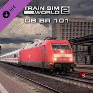 Train Sim World 2 DB BR 101
