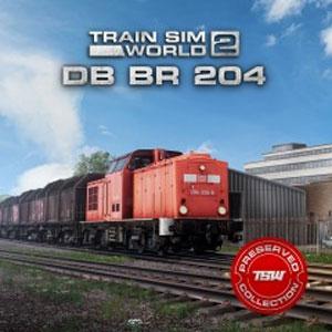 Train Sim World 2 DB BR 204