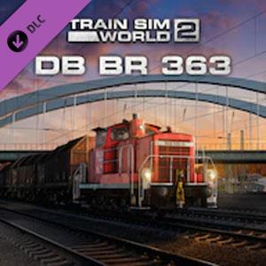 Train Sim World 2 DB BR 363