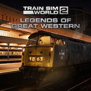 Train Sim World 2 Diesel Legends of the Great Western