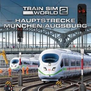 Train Sim World 2 Haupststrecke München-Augsberg