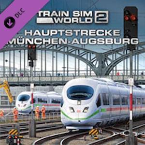 Train Sim World 2 Hauptstrecke München-Augsburg