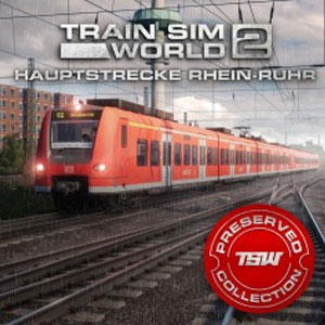 Train Sim World 2 Hauptstrecke Rhein-Ruhr Duisburg Bochum Route Add-On