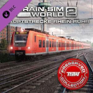 Train Sim World 2 Hauptstrecke Rhein-Ruhr Duisburg-Bochum