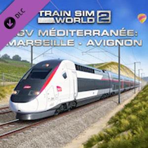 Train Sim World 2 LGV Méditerranée Marseille-Avignon