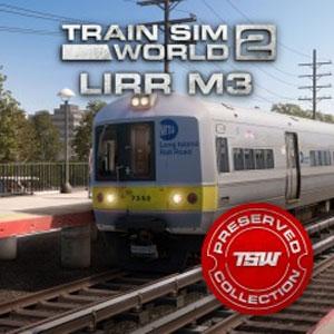 Train Sim World 2 LIRR M3 EMU