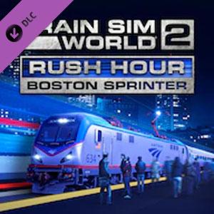 Train Sim World 2 Rush Hour Boston Sprinter
