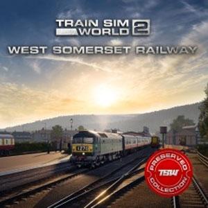 Train Sim World 2 West Somerset Railway