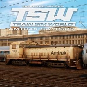 Train Sim World Amtrak SW1000R Loco Add On
