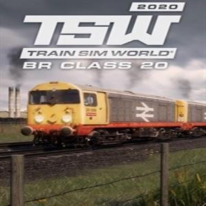 Train Sim World BR Class 20 Chopper