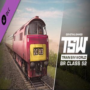 Train Sim World BR Class 52 Loco Add On