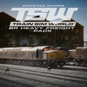 Train Sim World BR Heavy Freight Pack Loco Add-On
