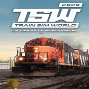 Train Sim World Canadian National Oakville Subdivision