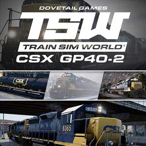 Buy Train Sim World CSX GP40-2 Loco Add-On CD Key Compare Prices