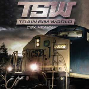 Buy Train Sim World CSX Heavy Haul CD Key Compare Prices