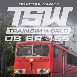 Train Sim World DB BR 155 Loco Add-On