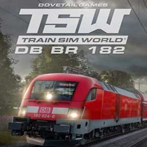 Train Sim World DB BR 182 Loco Add-On