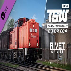 Train Sim World DB BR 204