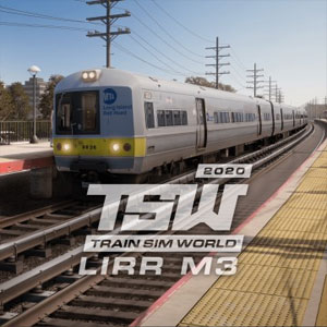 Buy Train Sim World LIRR M3 EMU Add-On Xbox One Compare Prices