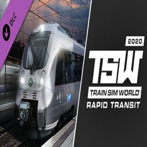 Train Sim World Rapid Transit