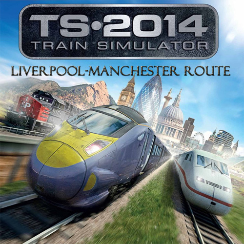 Buy Train Simulator 2014 Liverpool-Manchester Route CD Key Compare Prices