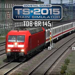 Buy Train Simulator 2015 DB BR 145 Loco Add-On CD Key Compare Prices