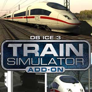 Train Simulator 2017 DB ICE 3 EMU