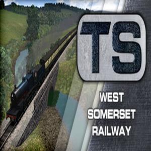 Train Simulator 2017 West Somerset Railway Route Add On