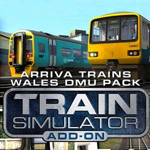Buy Train Simulator Arriva Trains Wales DMU Pack Add-On CD Key Compare Prices