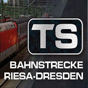 Train Simulator Bahnstrecke Riesa Dresden Route Add-On