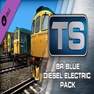 Train Simulator BR Blue Diesel Electric Pack