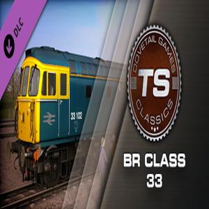 Train Simulator BR Class 33 Loco Add On