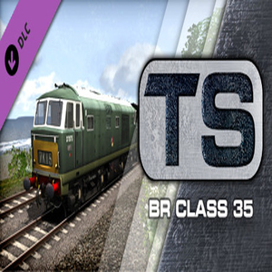 Train Simulator BR Class 35 Loco Add On