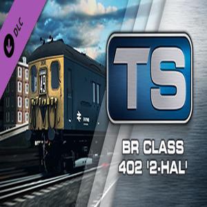 Train Simulator BR Class 402 2-HAL EMU Add On