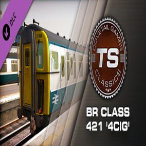 Train Simulator BR Class 421 4CIG Loco