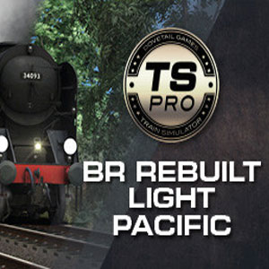 Train Simulator BR Rebuilt West Country & Battle of Britain Class Steam Loco Add-On