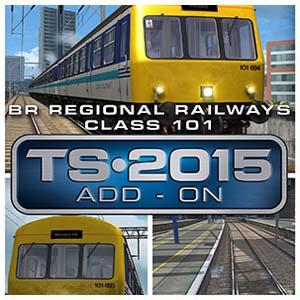 Train Simulator BR Regional Railways Class 101 DMU Add-On