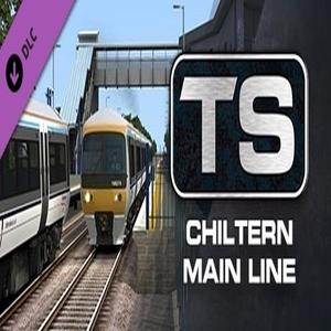 Train Simulator Chiltern Main Line London Birmingham Route Add-On