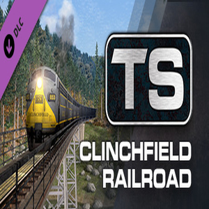 Train Simulator Clinchfield Railroad Elkhorn City St Paul Route Add On