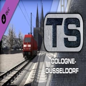 Train Simulator Cologne Dusseldorf Route Add On