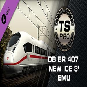 Train Simulator DB BR 407 New ICE 3 EMU Add-On
