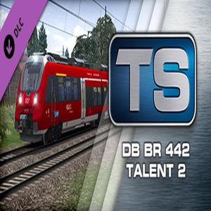 Train Simulator DB BR 442 Talent 2 EMU Add On