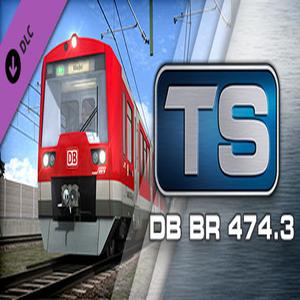 Train Simulator DB BR 474.3 EMU Add-On