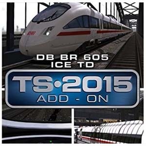Buy Train Simulator DB BR 605 ICE TD Add-On CD Key Compare Prices